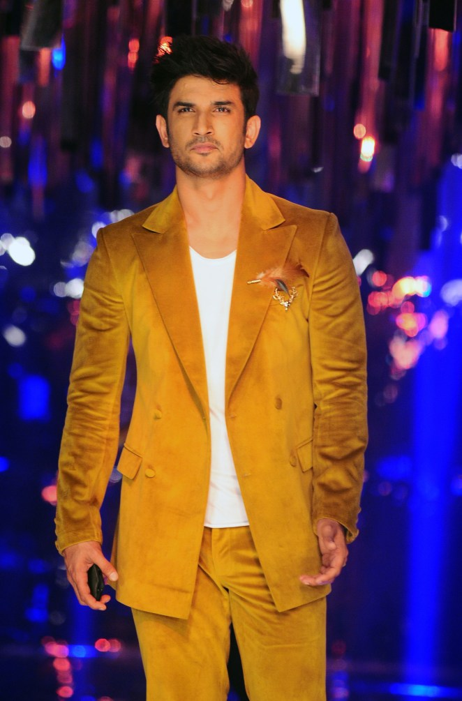 Sushant Singh Rajput, 34, was found dead in his apartment on June 14
