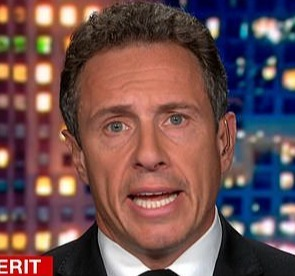 Chris Cuomo sparred with Ice Cube about his work with Trump