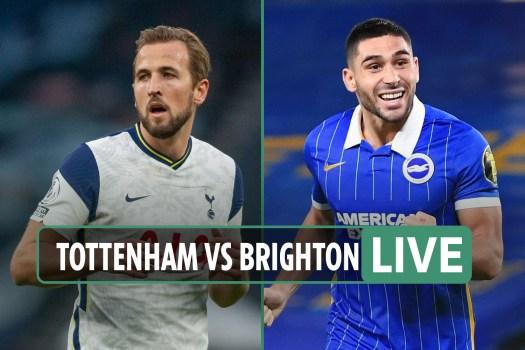 Is Tottenham vs Brighton on TV? Channel, live stream, kick ...