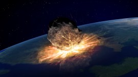 Televangelist Pat Robertson predicts Trump win, then chaos and violence will erupt before asteroid brings end of world
