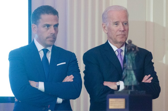 Trump called the Hunter Biden laptop scandal a 'disaster' for the entire family