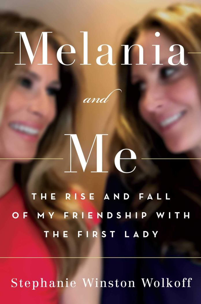 Wolkoff wrote the book 'Melania and Me'