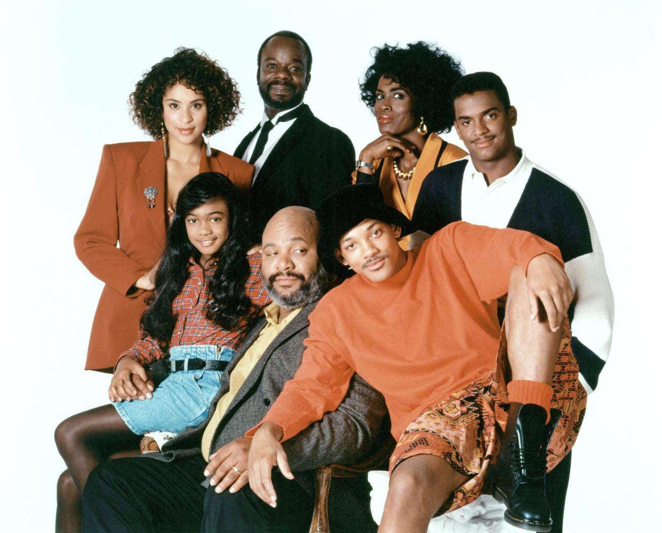 The Fresh Prince of Bel-Air ran on NBC from 1990-1996