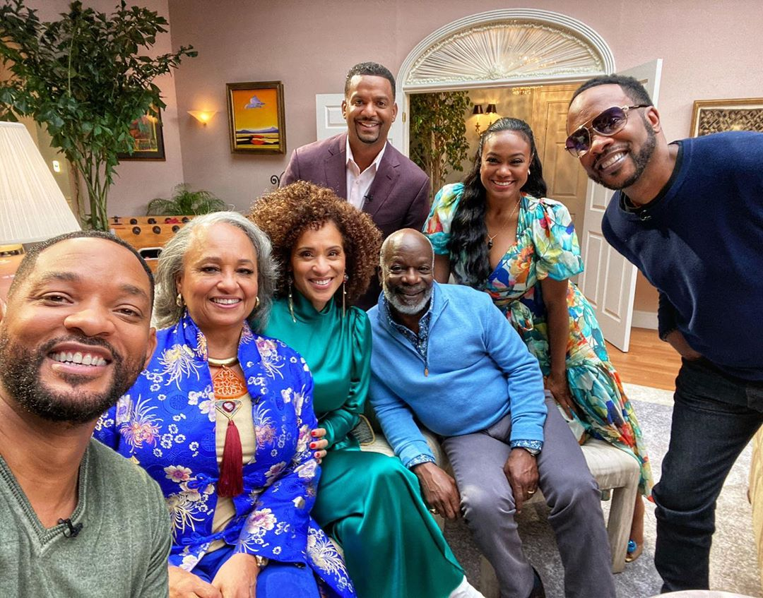 The living cast members recently reunited to celebrate the show's 30th anniversary