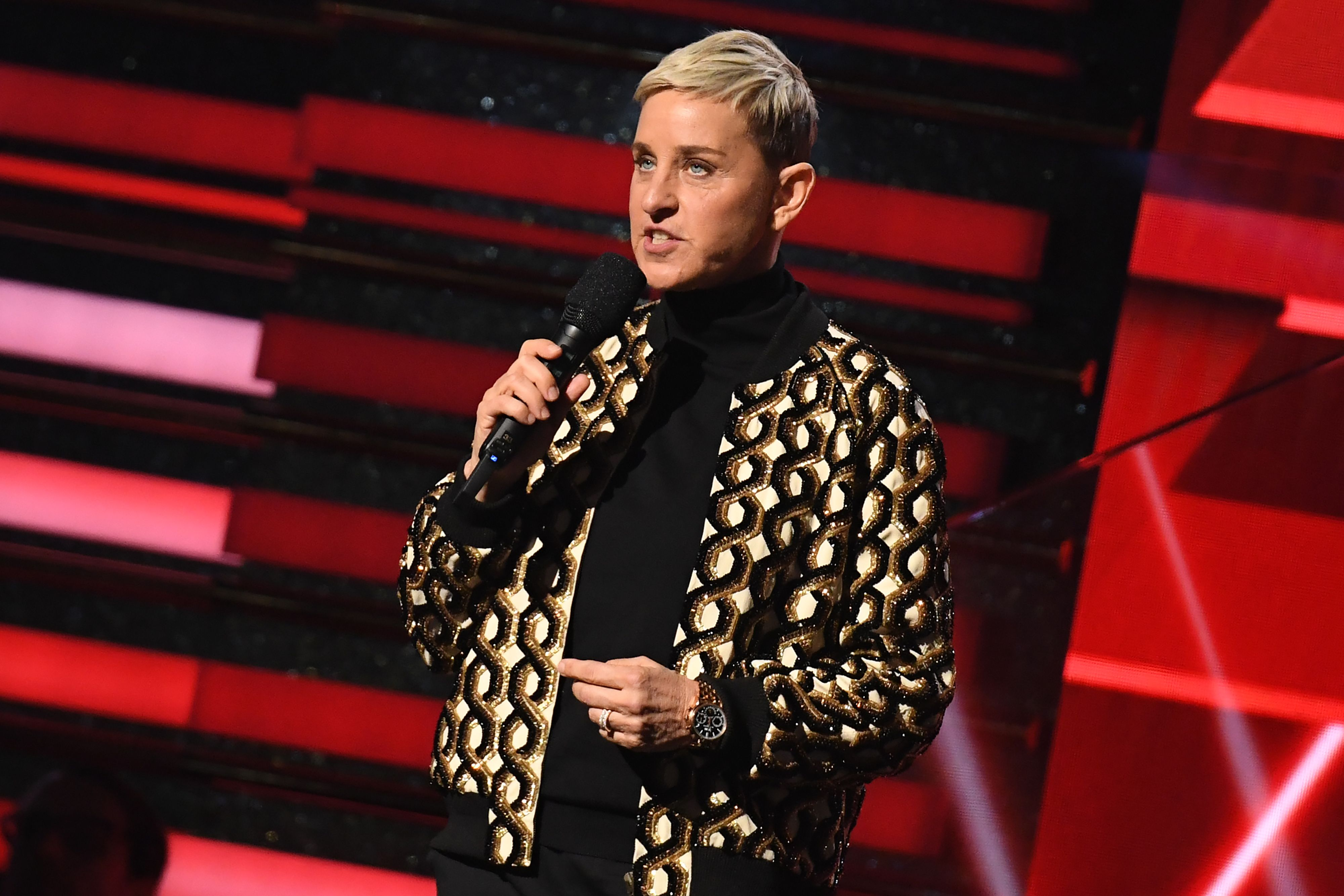 A source previously told The Sun the Ellen Show was 'never a kind place'