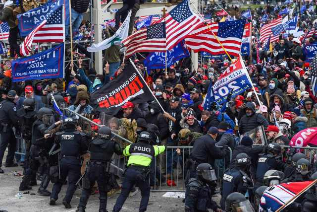 The January 6 riots have led to concerns about how safe Biden's inauguration will be