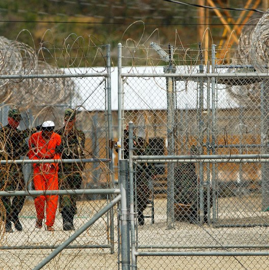 Khalid Sheikh Mohammed is being held at Guantanamo Bay