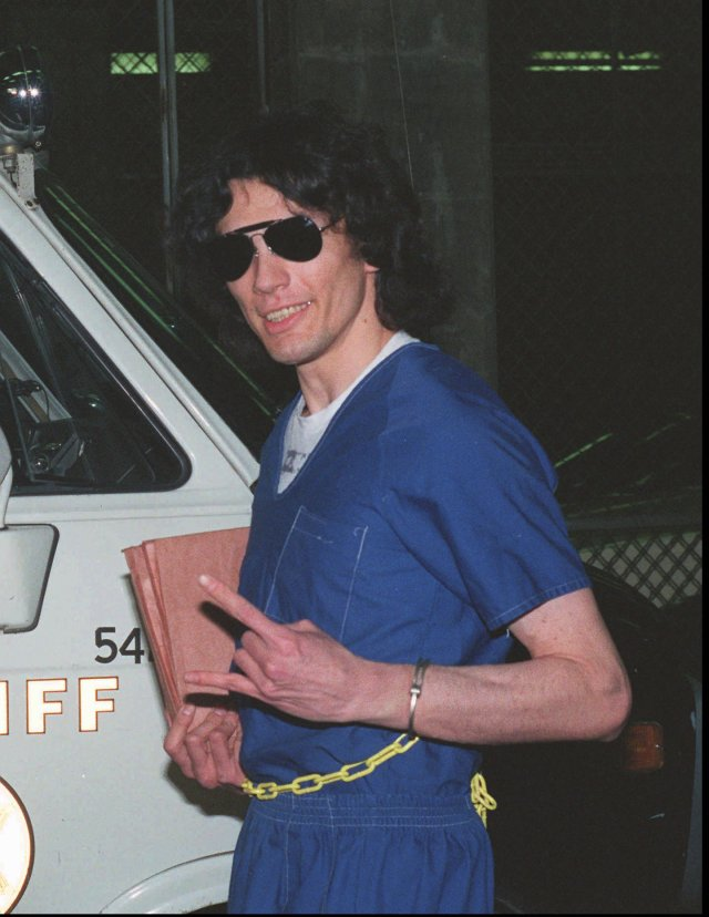 Ramirez served time on San Quentin's Death Row in Northern California