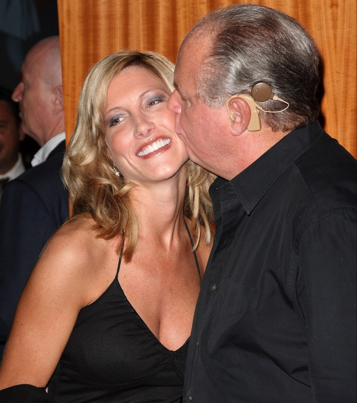 Rush Limbaugh and his wife Kathryn