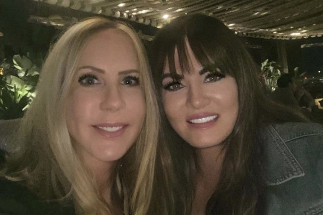 RHOC fans slammed Jeana for editing a photo of her and Vicki