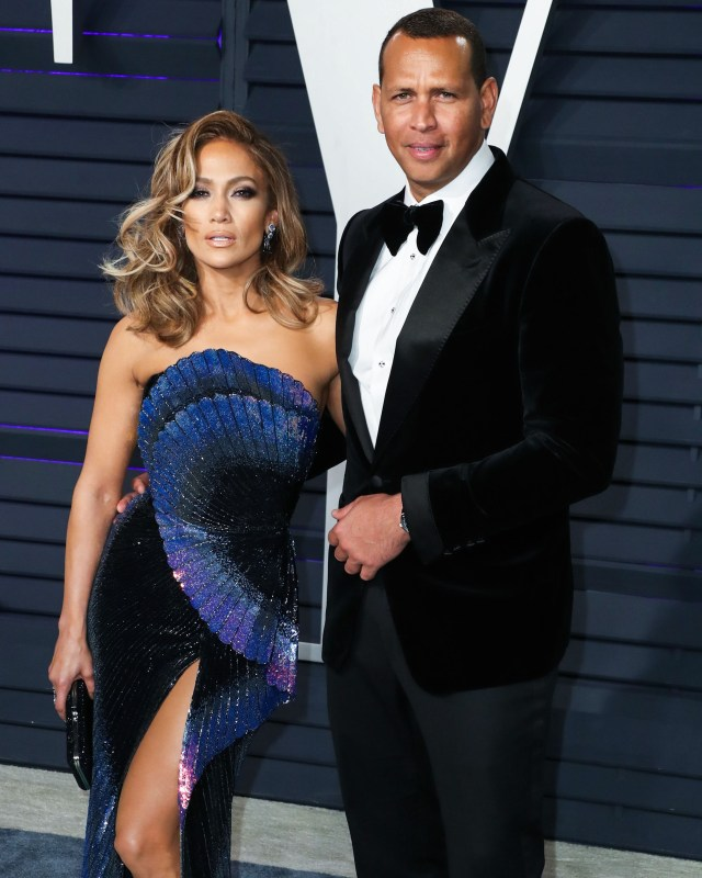The actress is engaged to Alex 'A-Rod' Rodriguez
