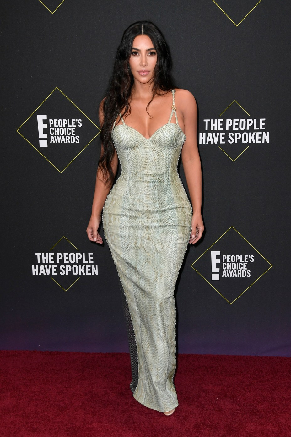 Kim is reportedly comfortable going slow with the divorce process