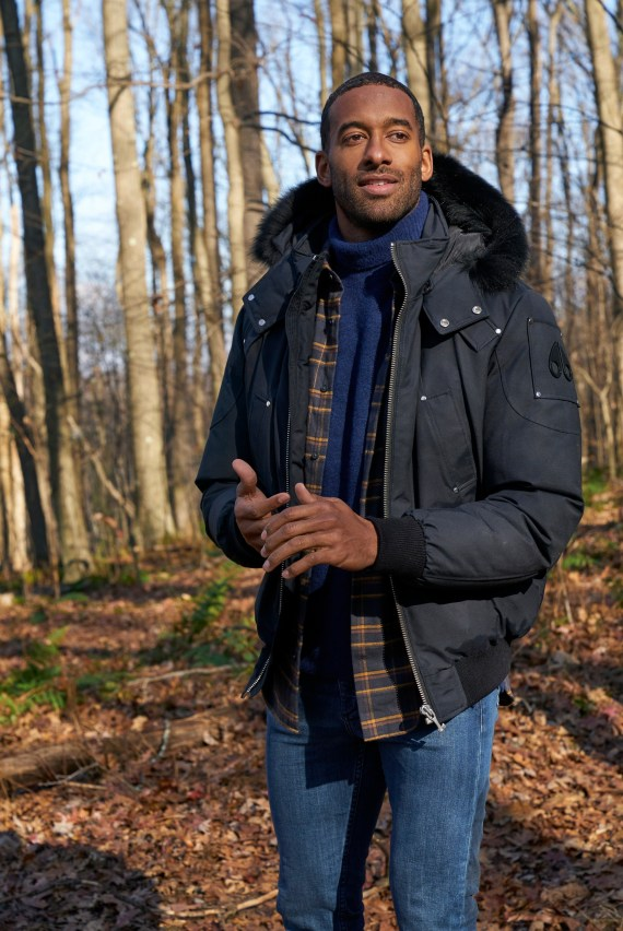 This season of The Bachelor marked the first time a Black man was cast as the lead