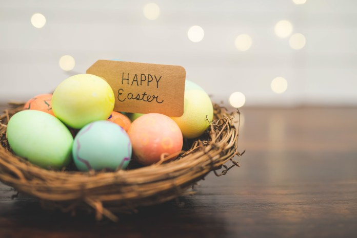 Easter is not a federal holiday in the US