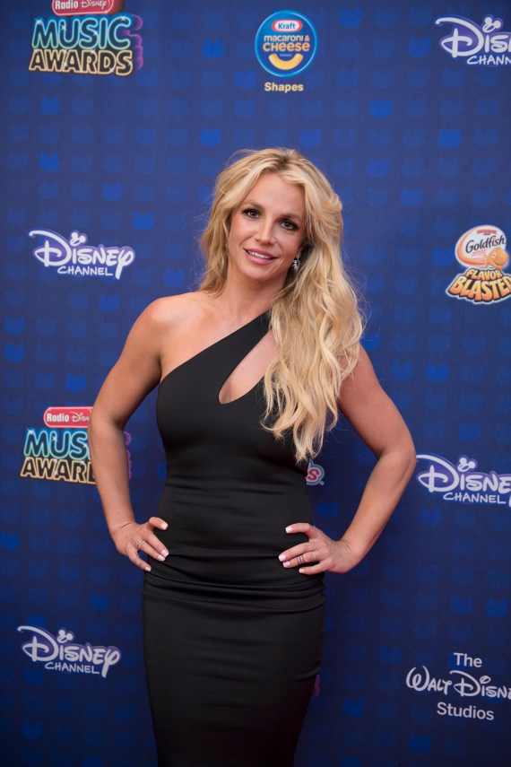 Jamie oversees Britney's private wealth