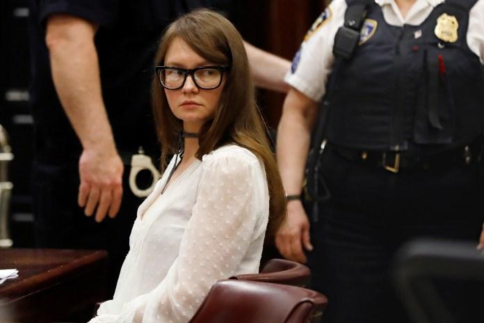 Fake German heiress Anna Sorokin is in ICE custody for overstaying her visa