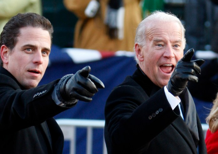 Biden's son was discharged from the Navy for using cocainein 2013and his family have spoken out about his substance abuse battle.