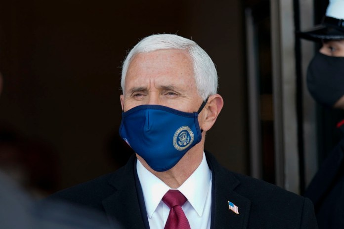 Pence aides have so far brushed off talk of the next presidential election