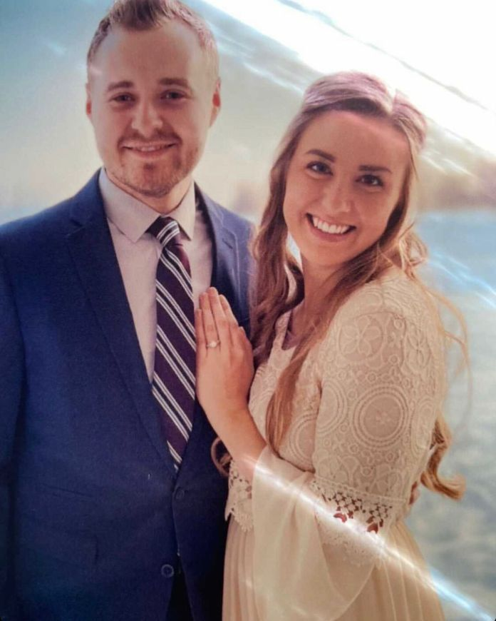 Jed Duggar is engaged to a woman named Katey