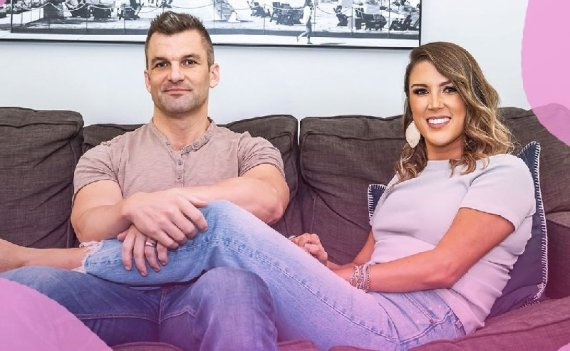 Jacob and Haley from Married at First Sight