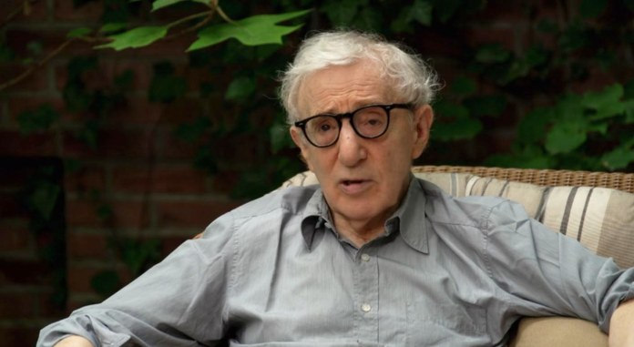 Woody Allen carried out his first interview for decades with CBS