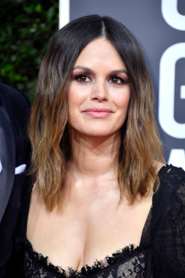 Rachel Bilson revealed Rami Malek made her take down an old photo of them together