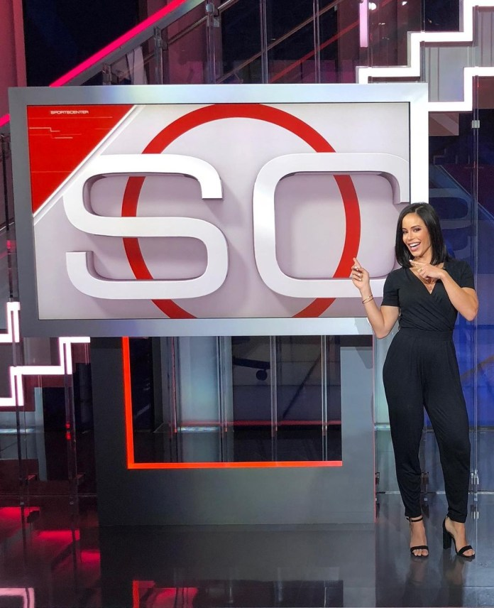 Charly Arnolt has signed a full-time contract with ESPN
