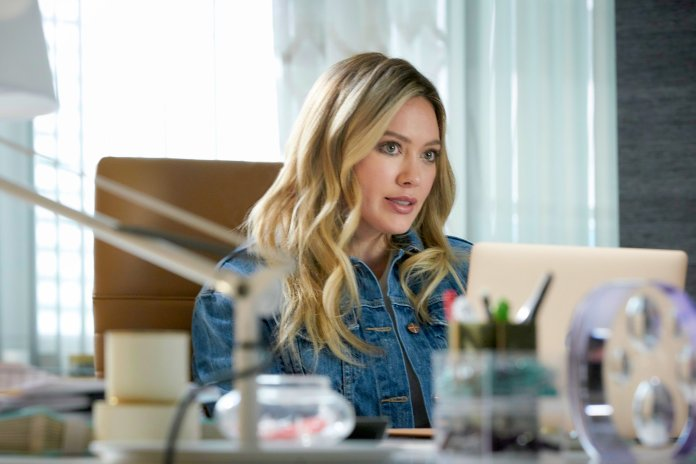 Hilary Duff plays the glamourous Kelsey