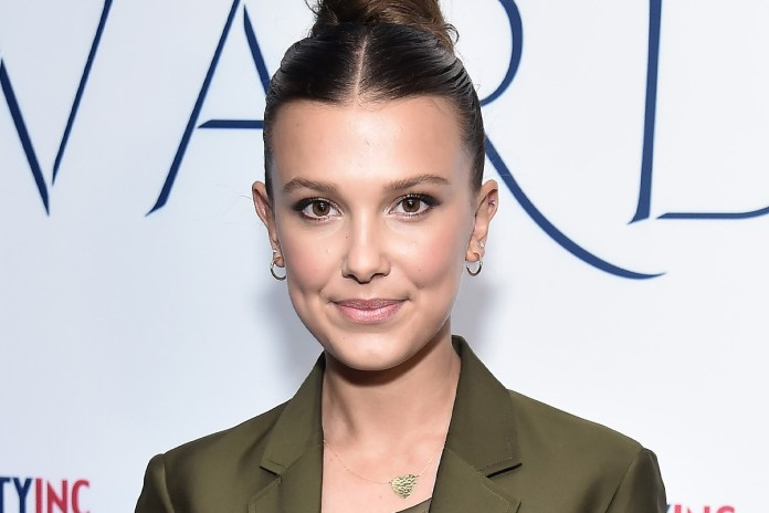 Millie Bobby Brown is reportedly a millionaire at just 17 years old
