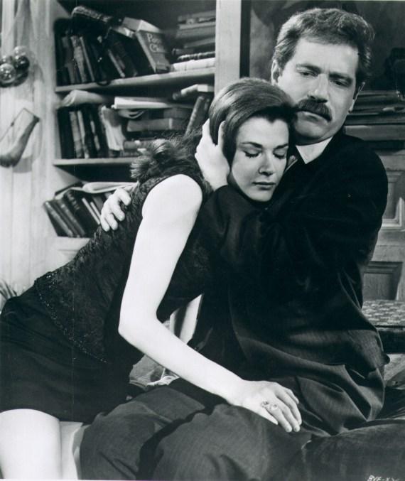 She starred alongside George Segal in 1968 for Bye Bye Braverman