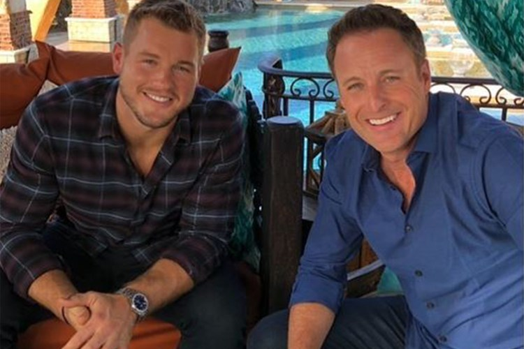 Bachelor's ex-host Chris Harrison tells Colton Underwood ...
