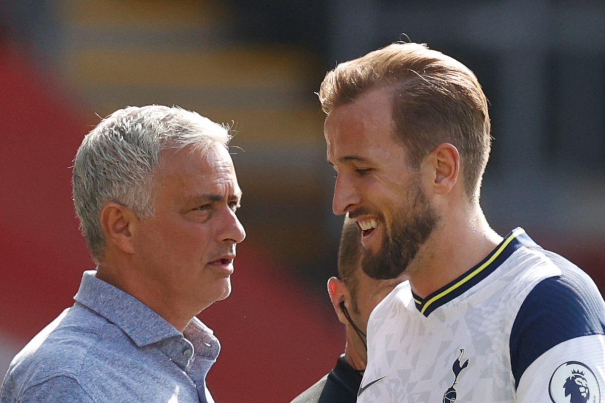 Kane first Tottenham star to openly talk since Mourinho sacking as he thanks him