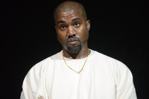 It comes just days after Kanye was spotted still wearing his wedding ring