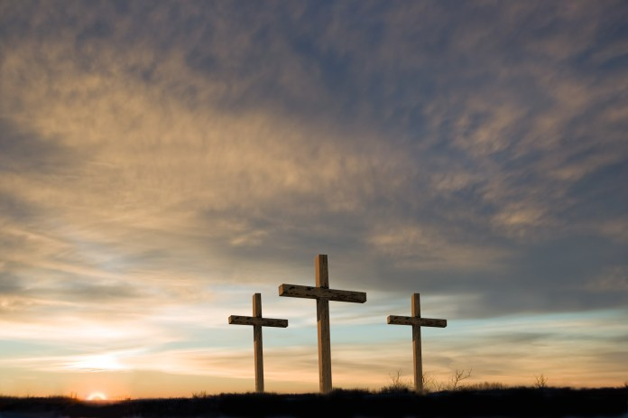 Good Friday marks the final day of Lent which is the 40-day observance in which Catholics abstain from eating meat on Fridays