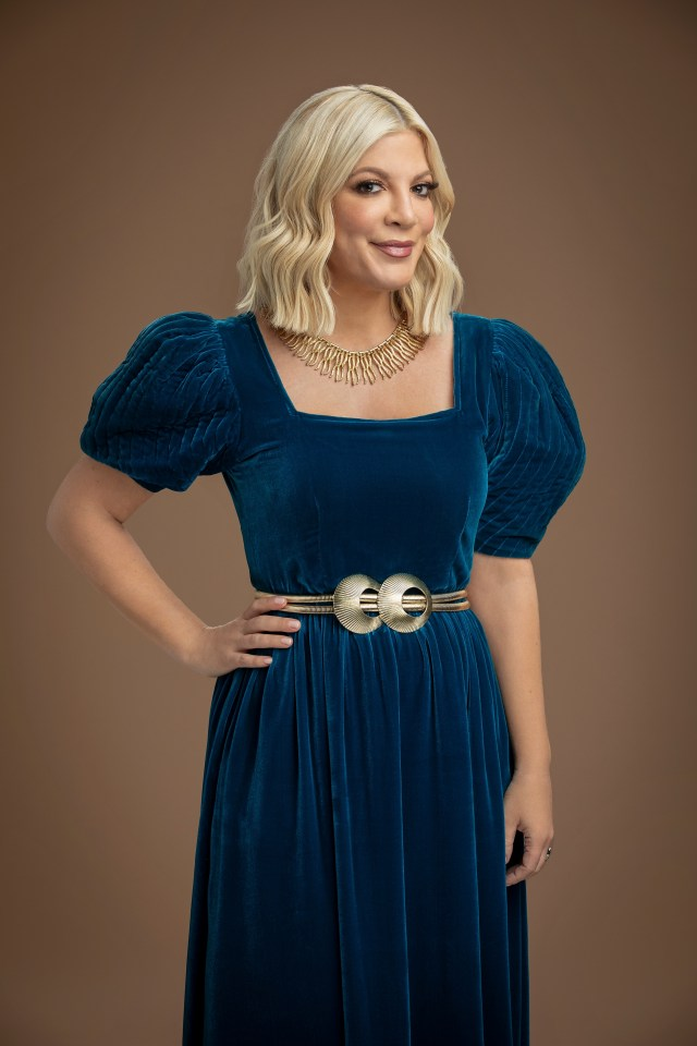 Tori Spelling is best known for her role on Beverly Hills 90210