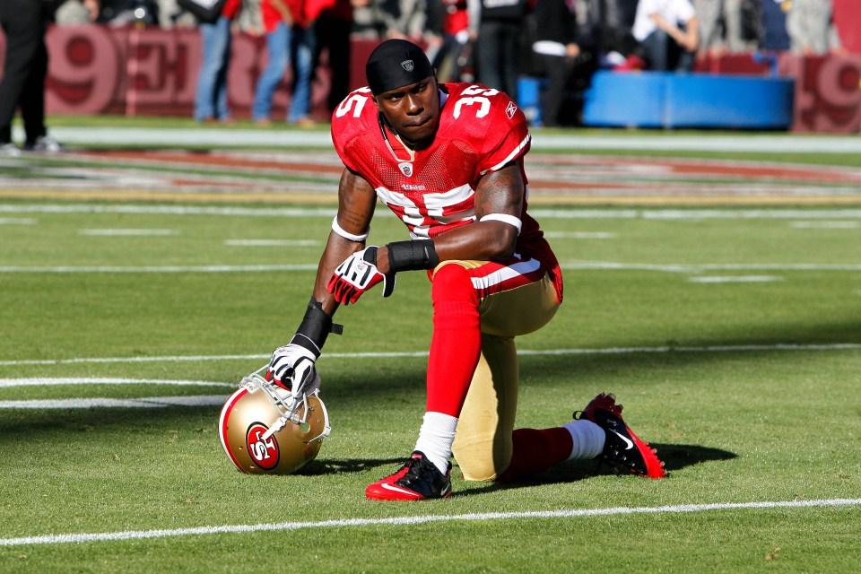 Adams, 33, played in 78 NFL games