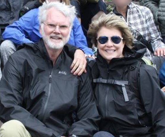 The doctor and his wife Barbara, 69, died
