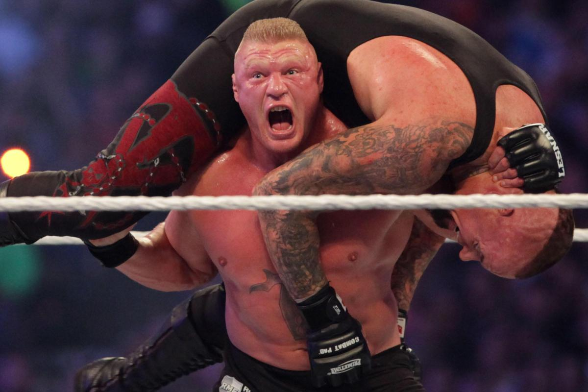 Lesnar 'is just not' going to AEW and WWE return at SummerSlam 'is possible'