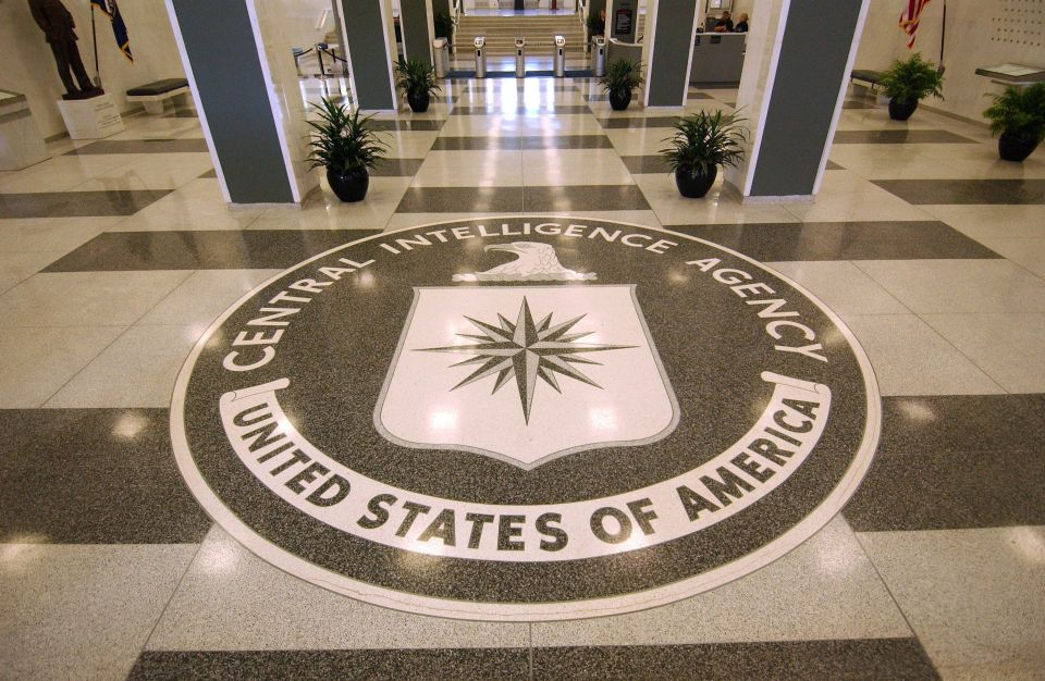 The CIA and FBI were reportedly on the scene