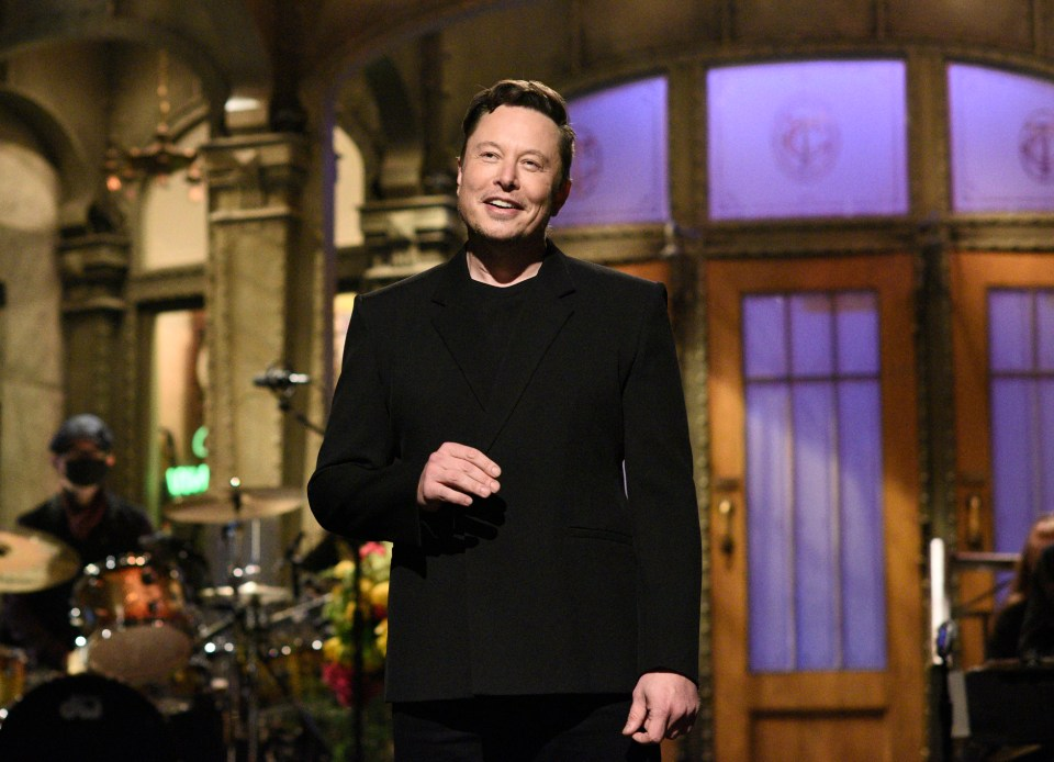 Elon Musk hosted Saturday Night Live over the weekend
