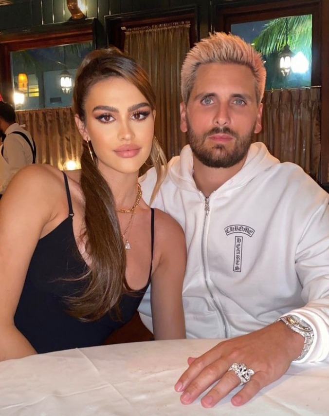 Scott Disick, 38, branded 'inappropriate' for posting almost NAKED pic of Amelia  Hamlin, 19, after age gap backlash