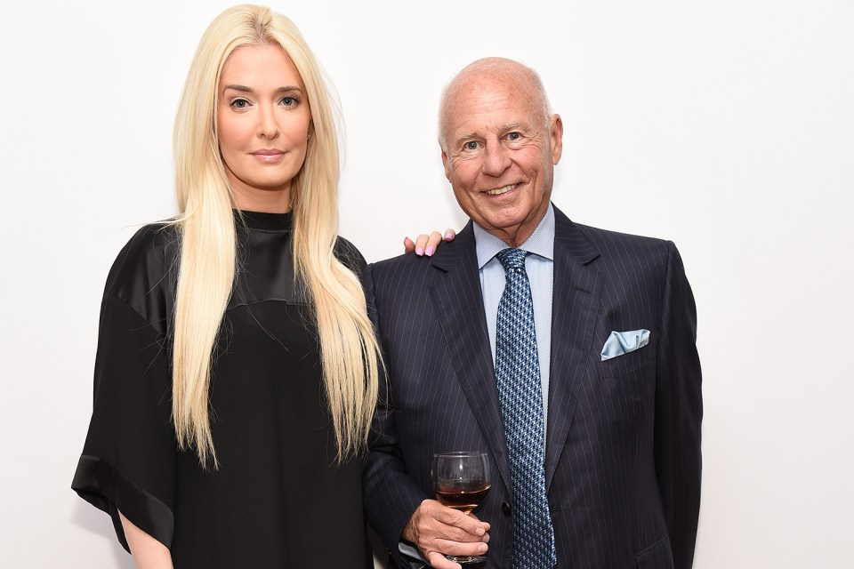 Erika and Tom have been accused of 'stealing millions from orphans'