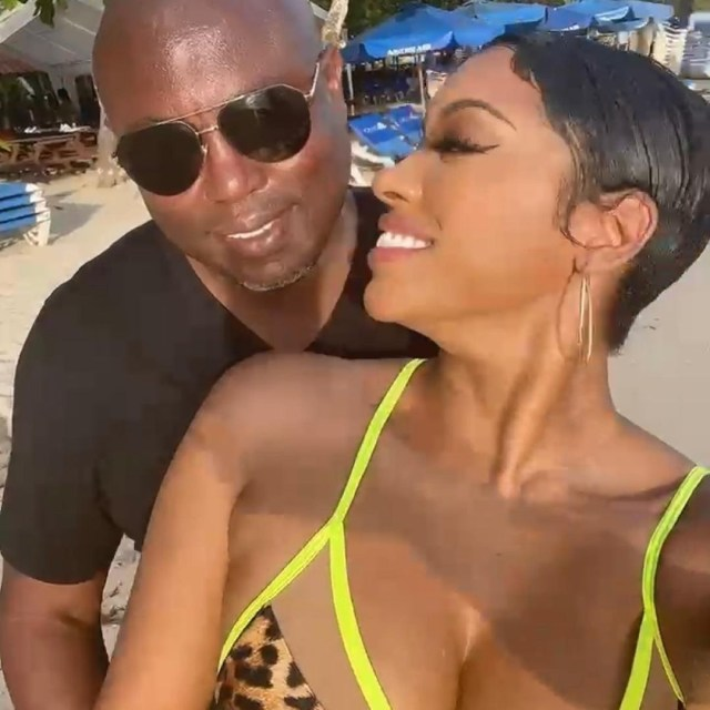 Porsha announced their engagement in May