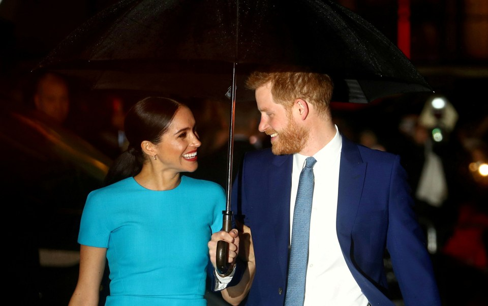 It'll be only the second time Harry appears with his brother after he and Meghan slammed the Royals in their Oprah interview