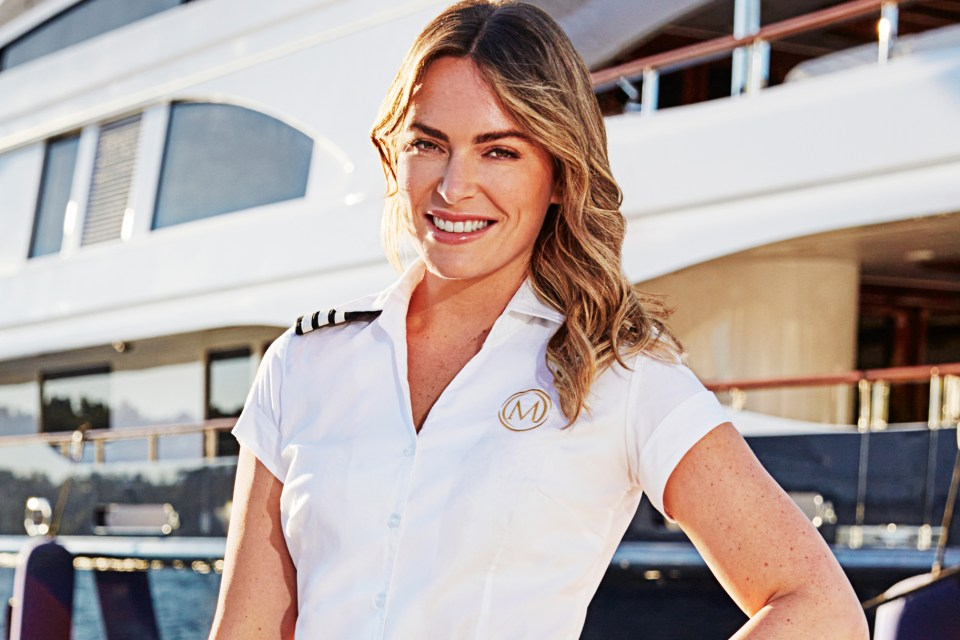 Katie brings 6 years of yaching experience to the show