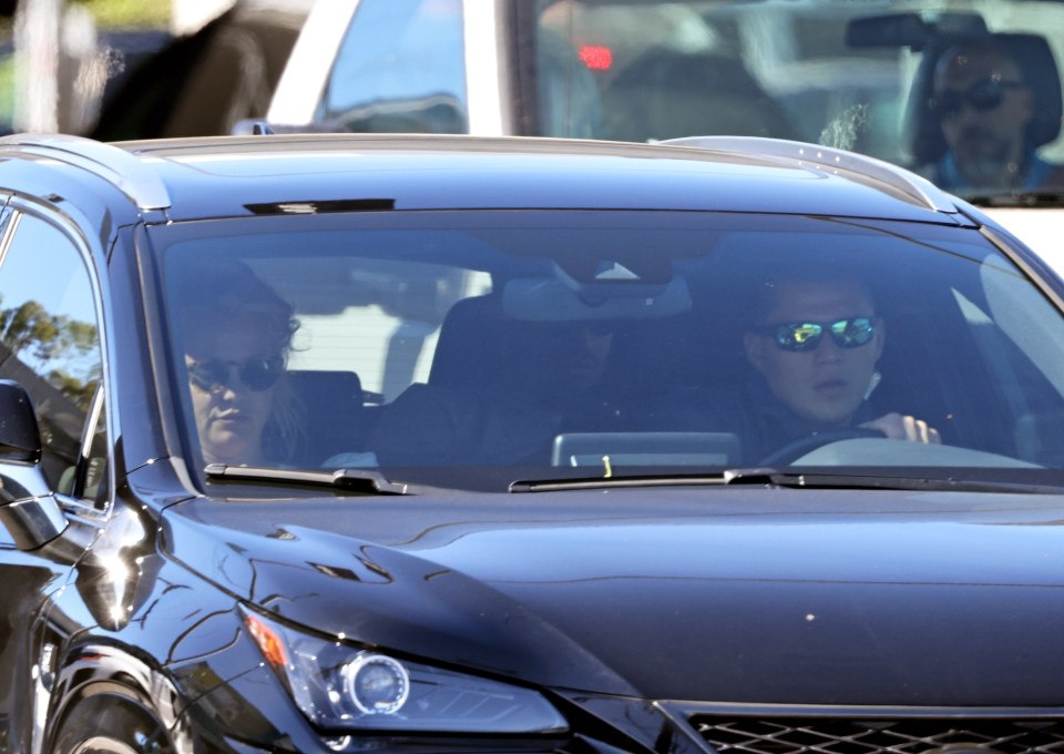 Britney was spotted for the first time since her court hearing on Wednesday