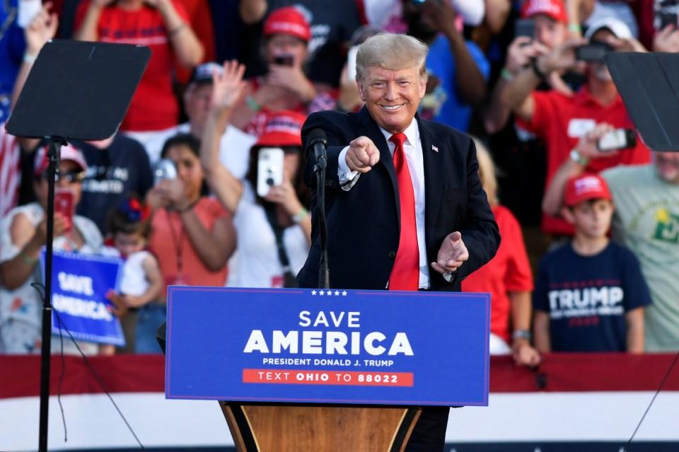 Trump slammed the nation's judges as 'gutless'