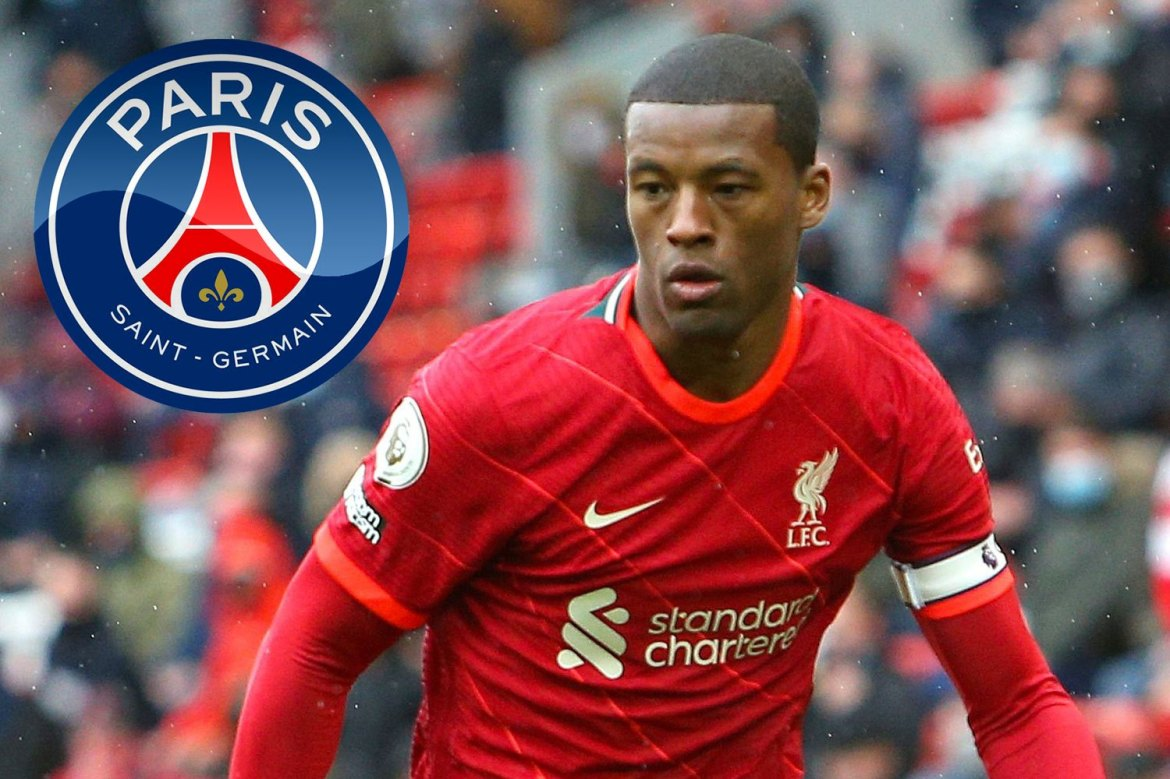 PSG launch last-gasp bid to hijack Barcelona's Georginio Wijnaldum move by offering DOUBLE the wages after free transfer