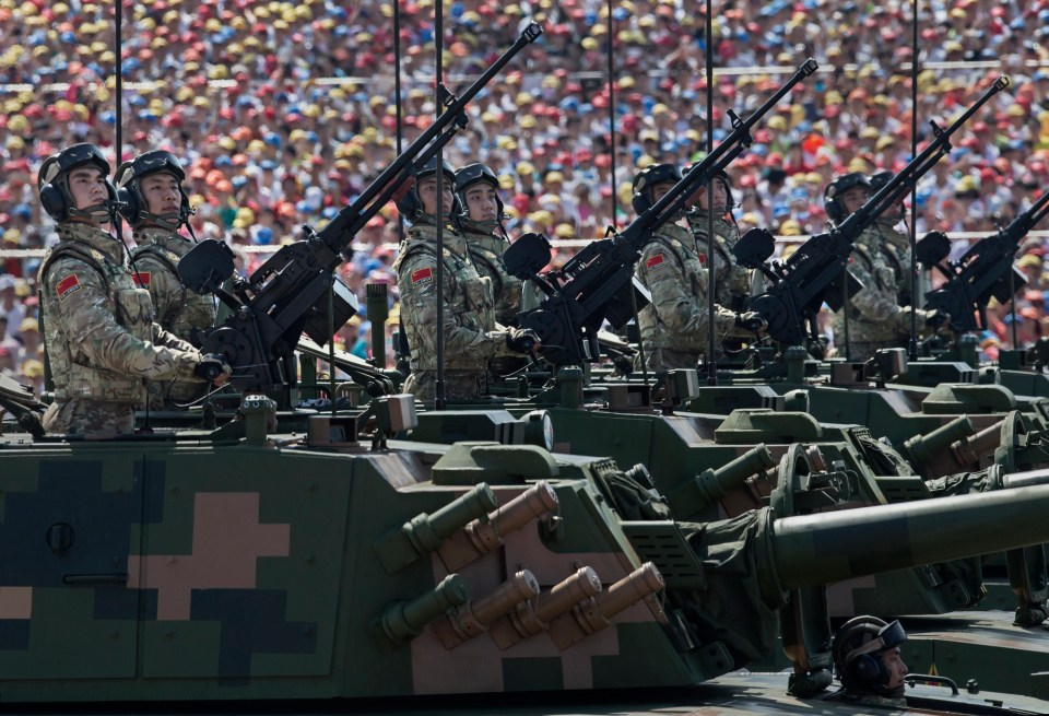 Experts fear that an invasion of Taiwan by China is 'closer than we think'