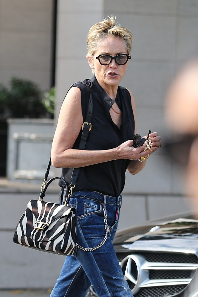 Sharon is said to be 'enjoying RMR's company'